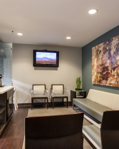 Amenities in our Welcome Room