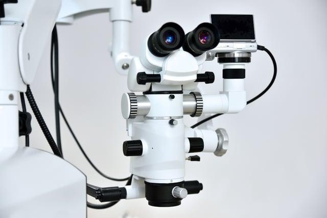 microscope dentistry