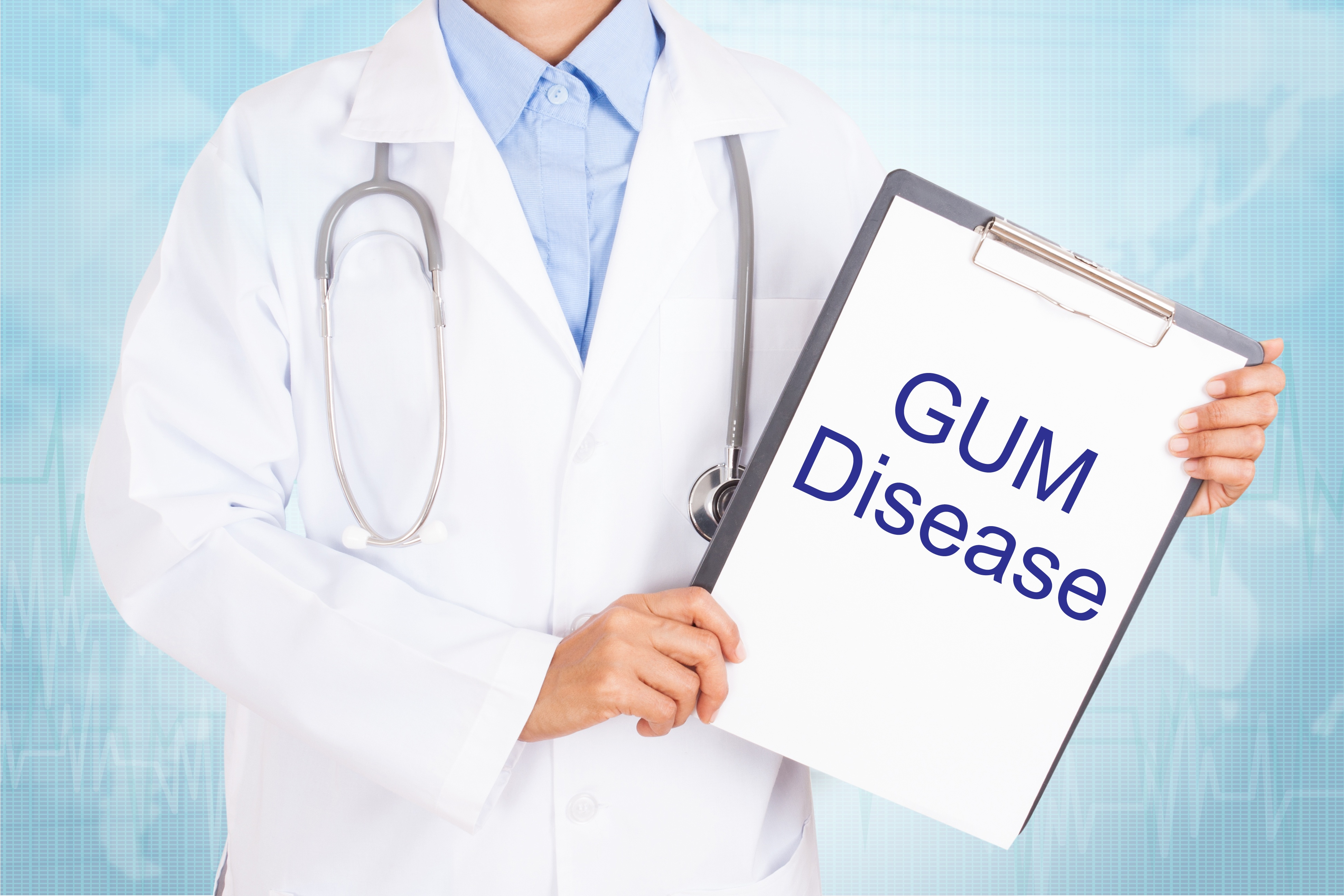 no surgery gum disease